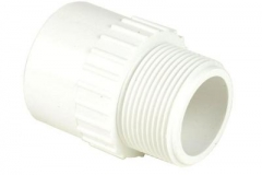 PVC Dura Male Adapter