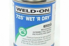 Weld-On 725 Glue